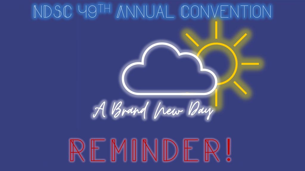 2021 Convention Reminder 90 Daysr