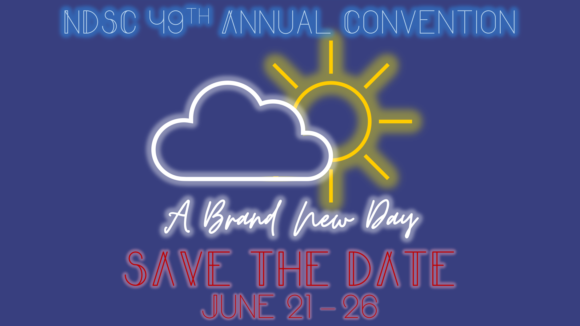 2021 Convention Save the Date