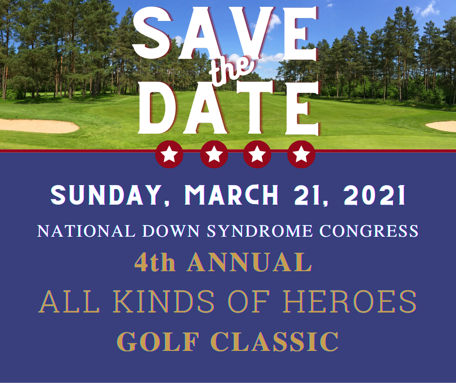 2021 Golf Tournament Save the Date