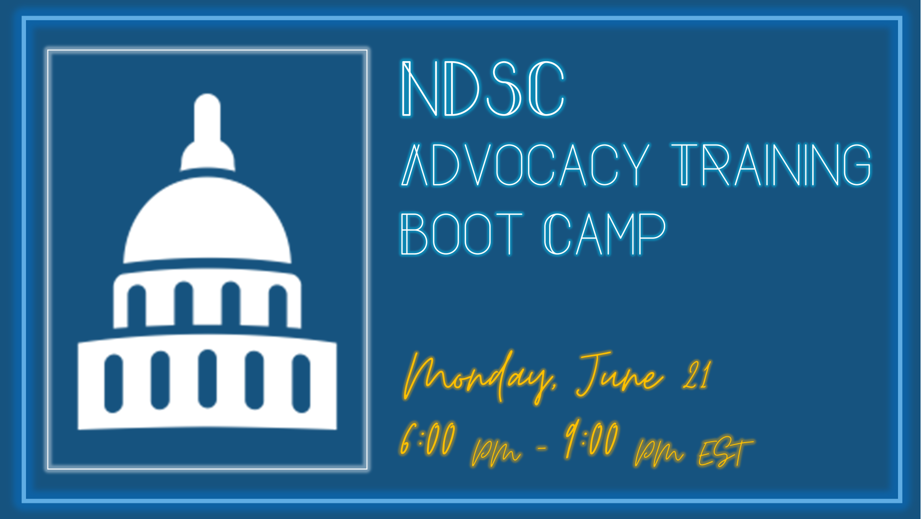2021 Advocacy Training Boot Camp