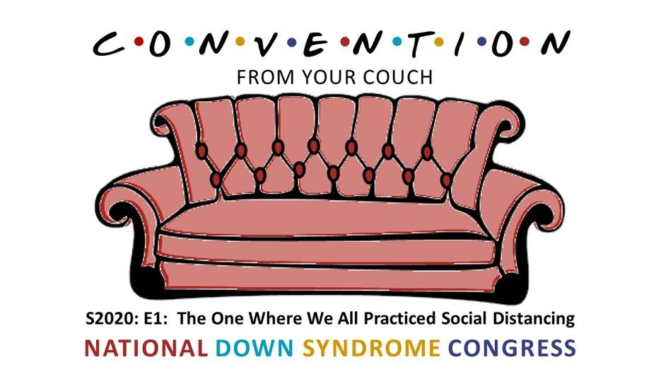 Logo Convention From Your Couch