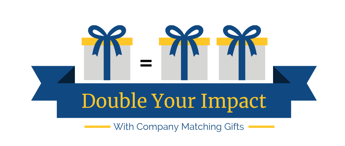 Double Your Impact banner