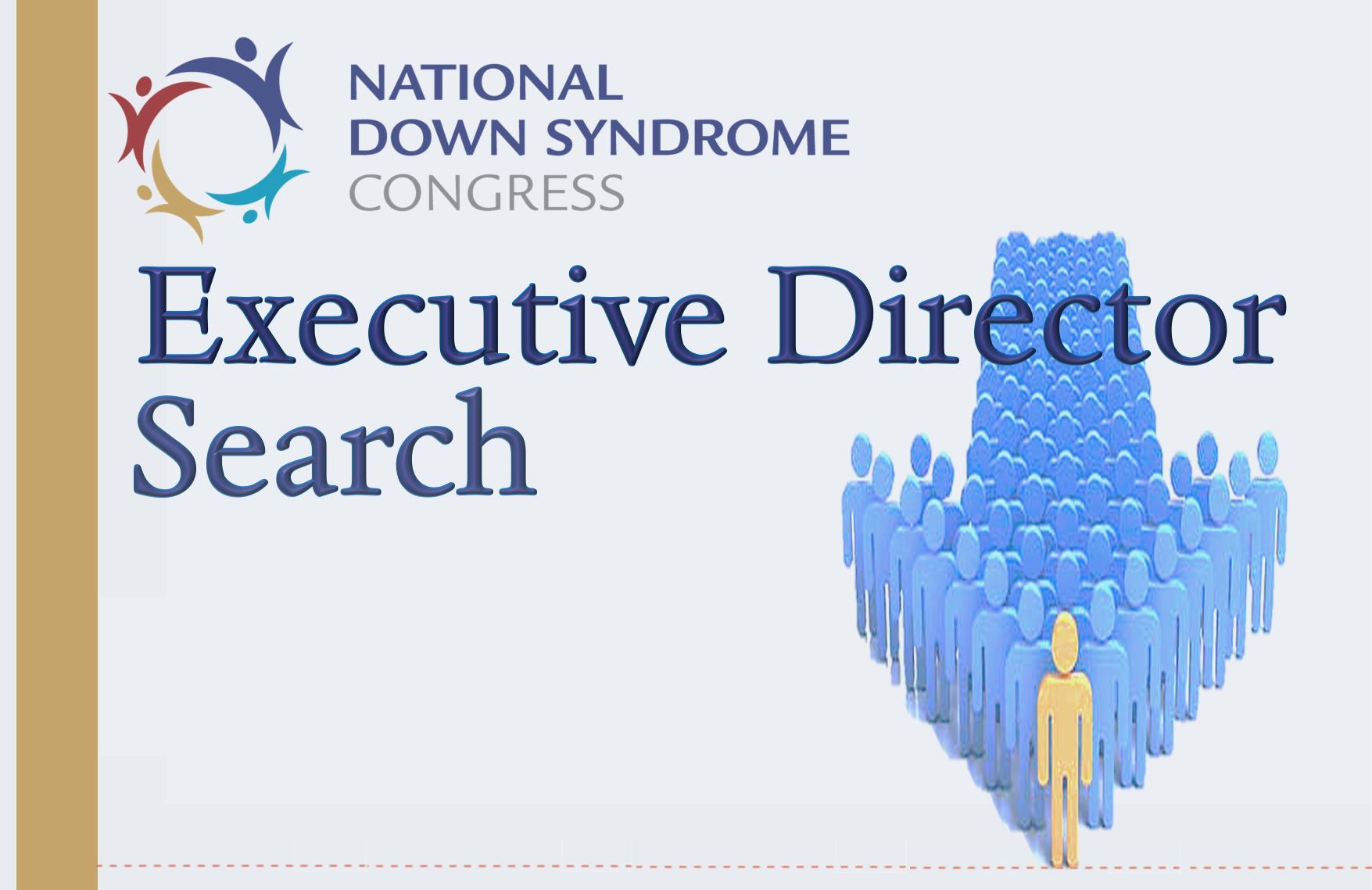 Executive Director Search horiz