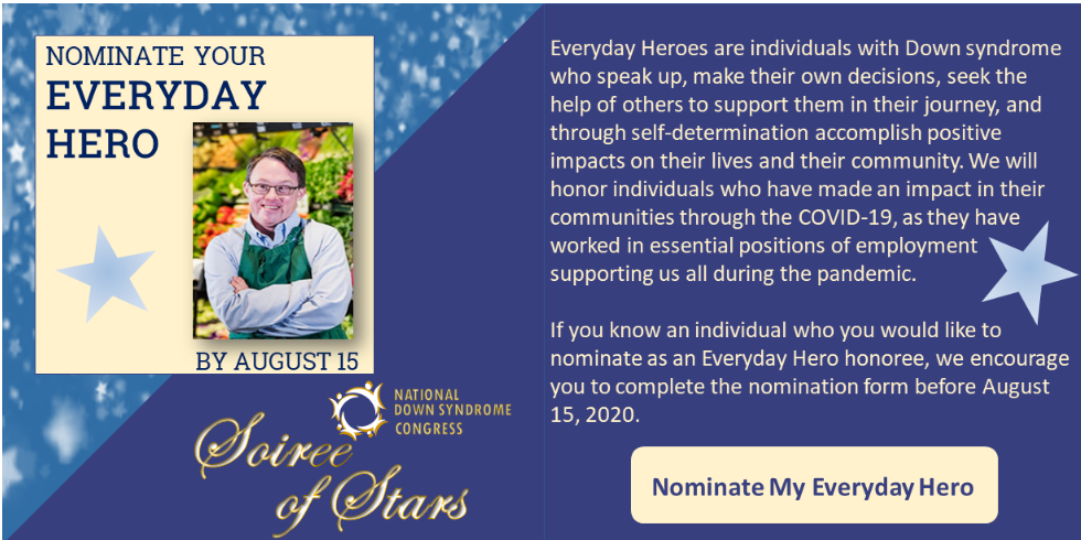 Nominate #EVERYDAY HEROES full banner