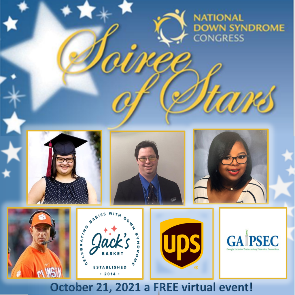 2021 Soiree of Stars Honorees